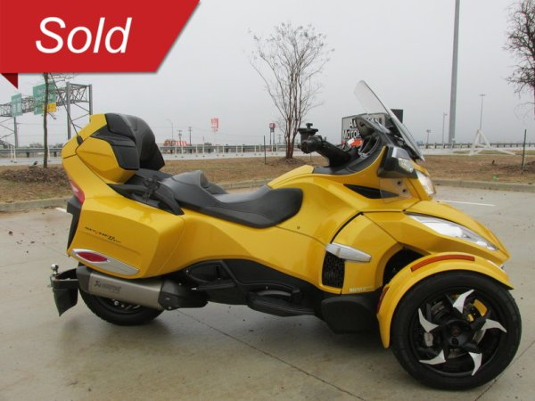 2014 Can Am Spyder RTS SE6 for sale 79376 MCG