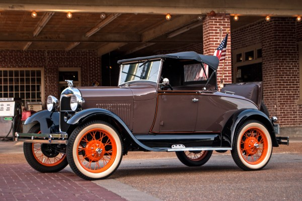 1929 Ford Model Art & Speed Classic Car In