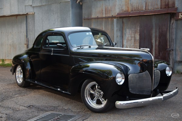 1940 Desoto Coupe Art & Speed Classic Car In