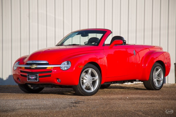 2004 Chevrolet Ssr Art & Speed Classic Car In
