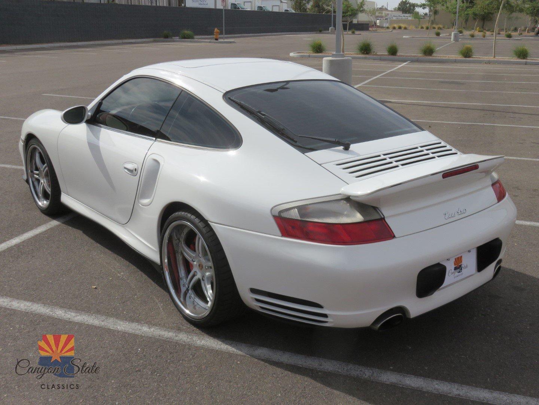 2002 Porsche 911 Carrera Canyon State Classics