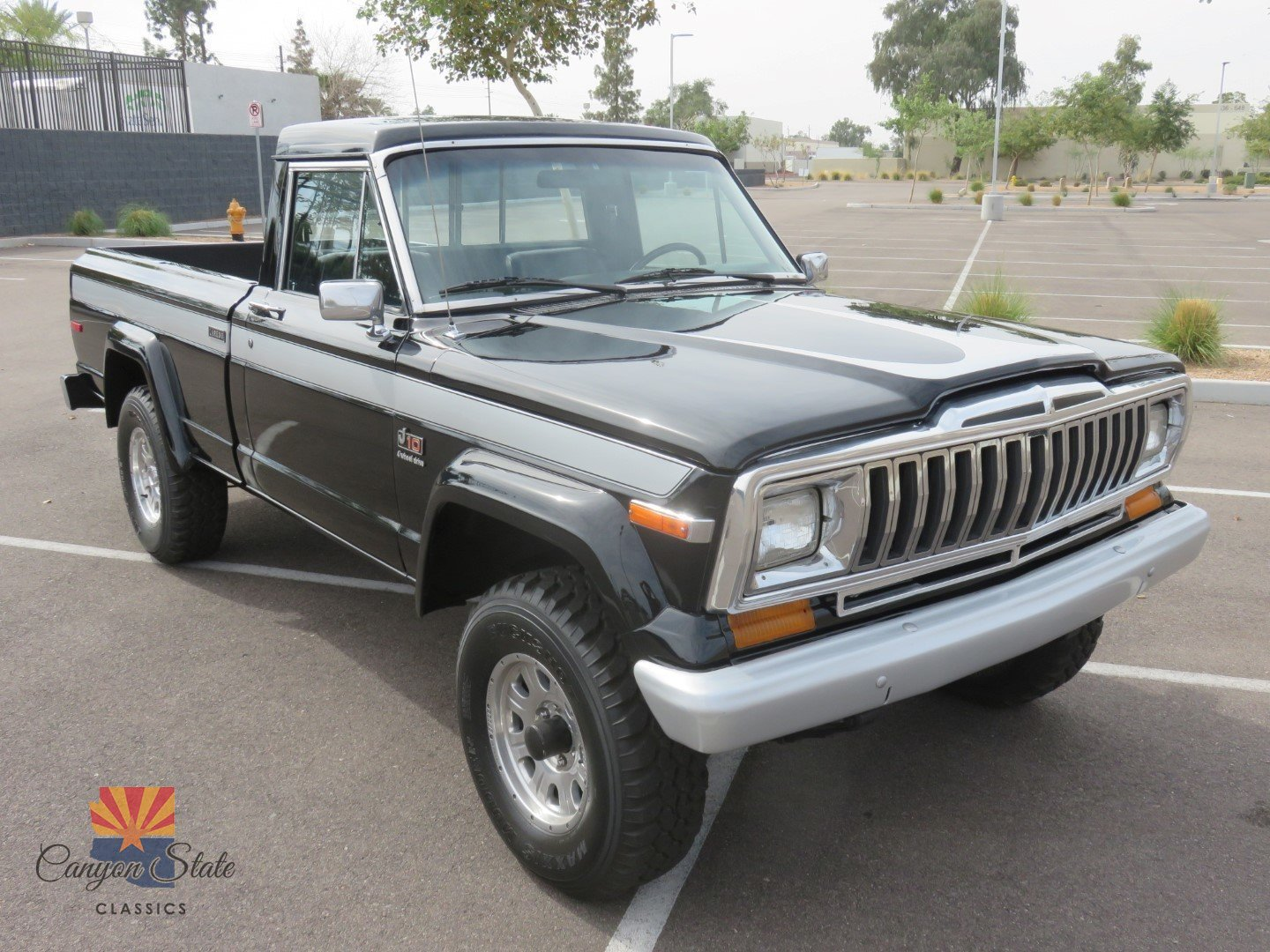 1984 Jeep Pickup 4WD J10 Laredo for sale 80674  MCG