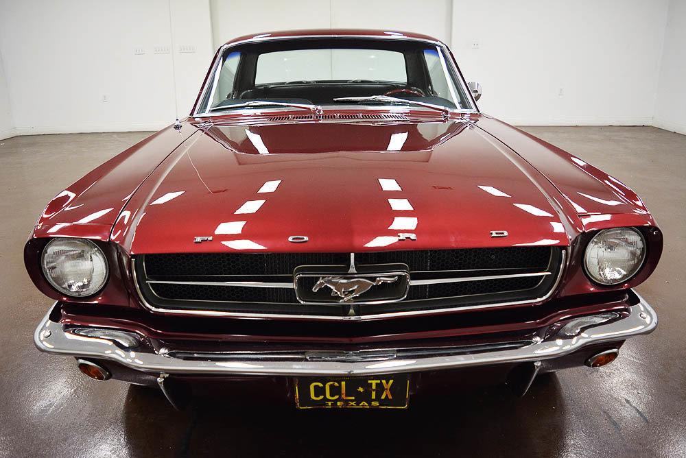 17 Wheels Mustang 1965 Thrust Inch Torque