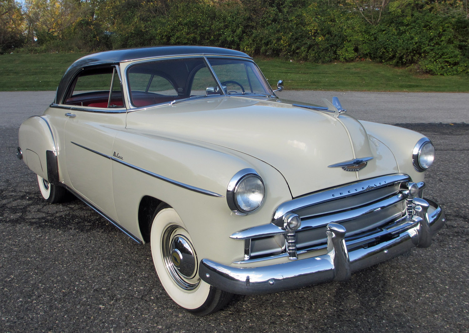 1950 Chevy Bel Air