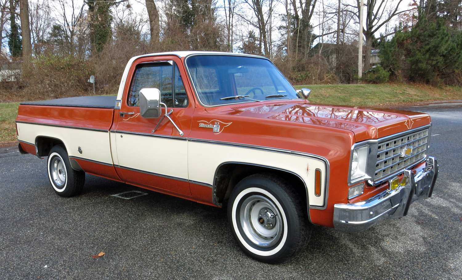 hight resolution of image result for 76 chevy pickup orange