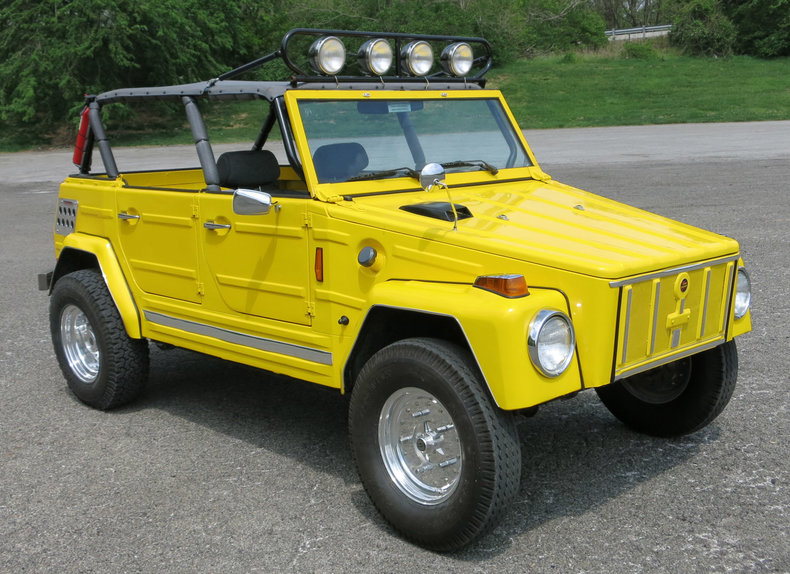 1973 Volkswagen Thing  Connors Motorcar Company