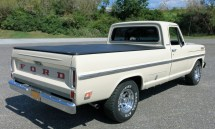 1969 Ford F100 Truck Parts - Year of Clean Water