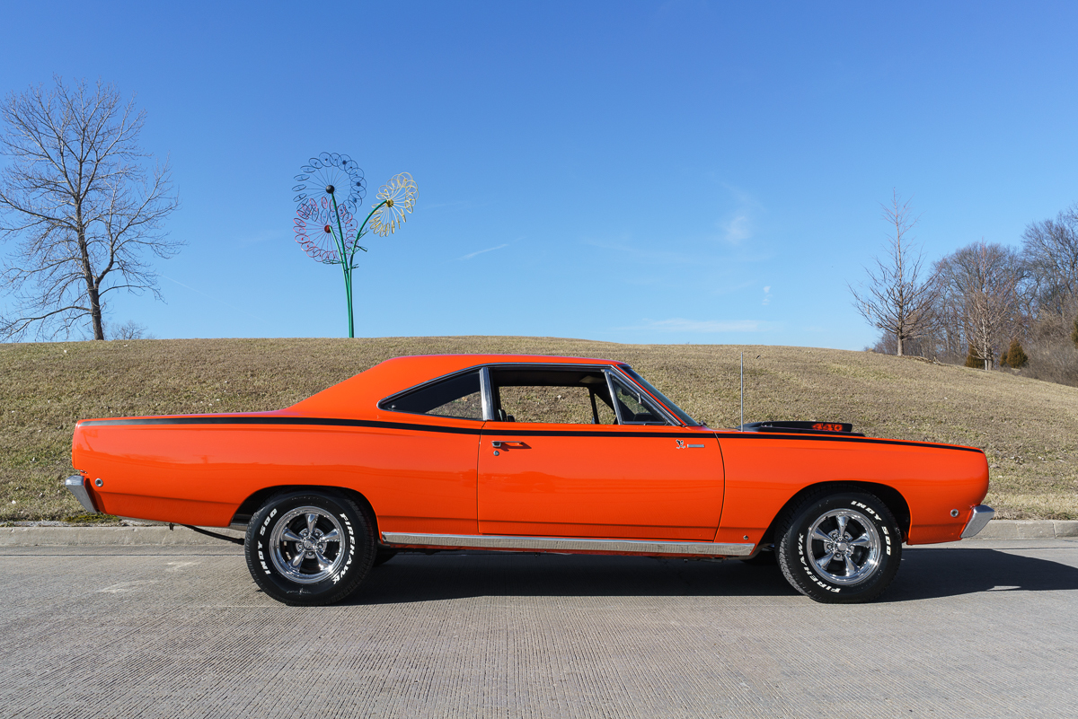 1968 Plymouth 440 Runner Road