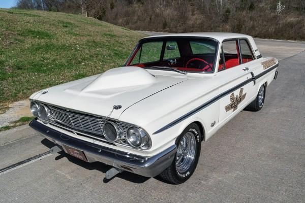1964 Ford Thunderbolt Fast Lane Classic Cars