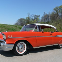 Chevy Radio 57 91 Honda Crx Stereo Wiring Diagram 1957 Chevrolet Bel Air Fast Lane Classic Cars