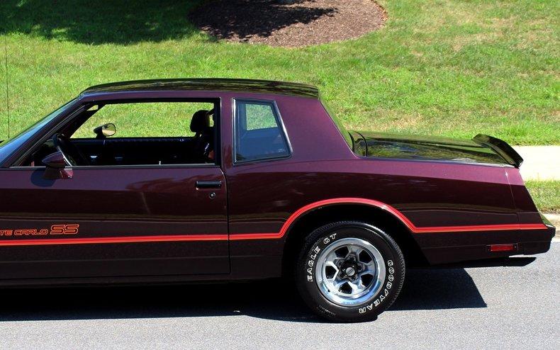 1985 Chevrolet Monte Carlo 1985 Chevrolet Monte Carlo