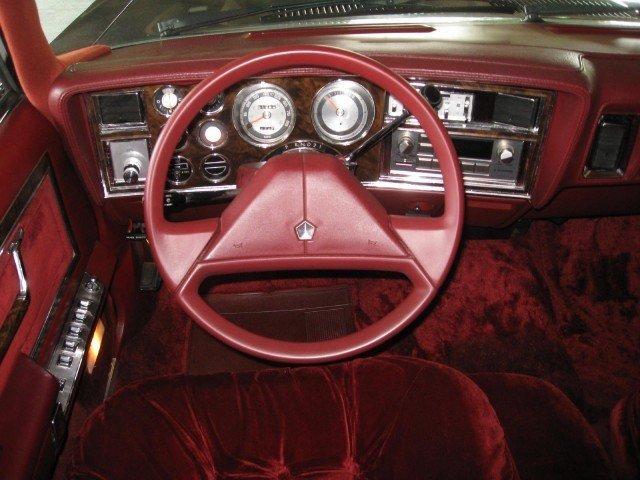 1987 Chrysler 5th Avenue  1987 Chrysler 5th Avenue For