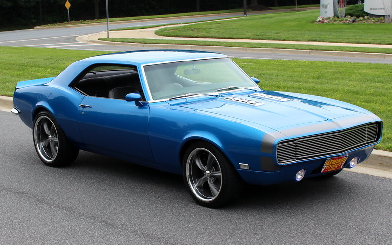 1968 Chevrolet Camaro  1968 Camaro Protouring for sale with fuel injected 350cid V8  Classic