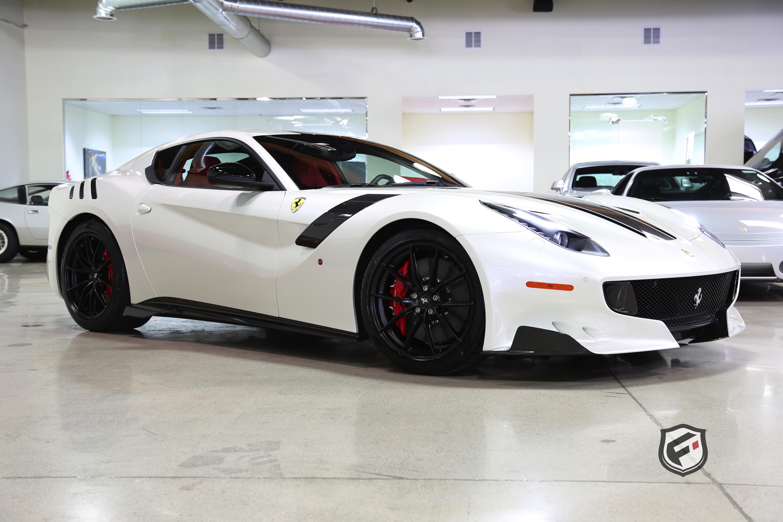 2016 Ferrari F12 Tdf  Fusion Luxury Motors