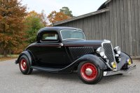 1934 Ford 3 Window Coupe | GAA Classic Cars