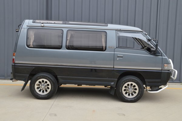 Mitsubishi Delica Import To Usa - Year of Clean Water