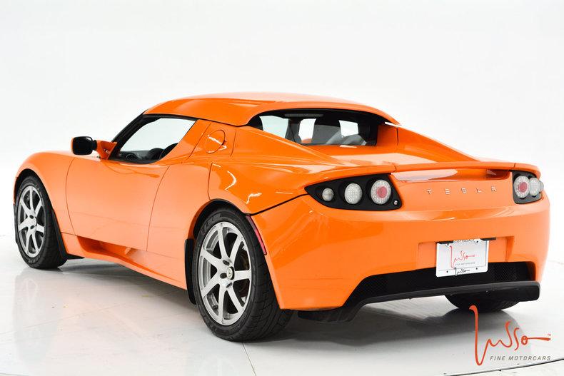 2008 Tesla Roadster  My Classic Garage