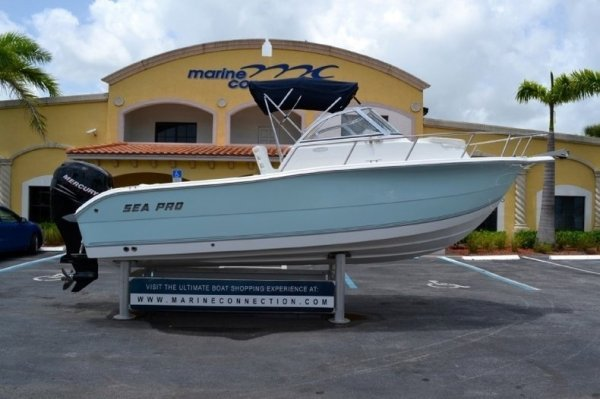 Sold Sea Pro boats in West Palm Beach Vero Beach FL