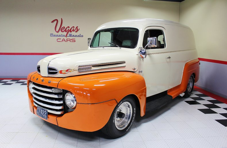 1948 Ford Panel Truck