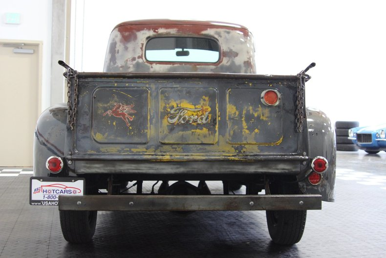 1951 F1 Ford Truck Wiring Diagrams In Addition 1948 Ford Pickup Truck