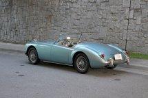 1957 Mg Mga Motorcar Studio