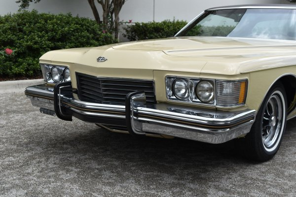 1973 Buick Riviera Orlando Classic Cars - Year of Clean Water