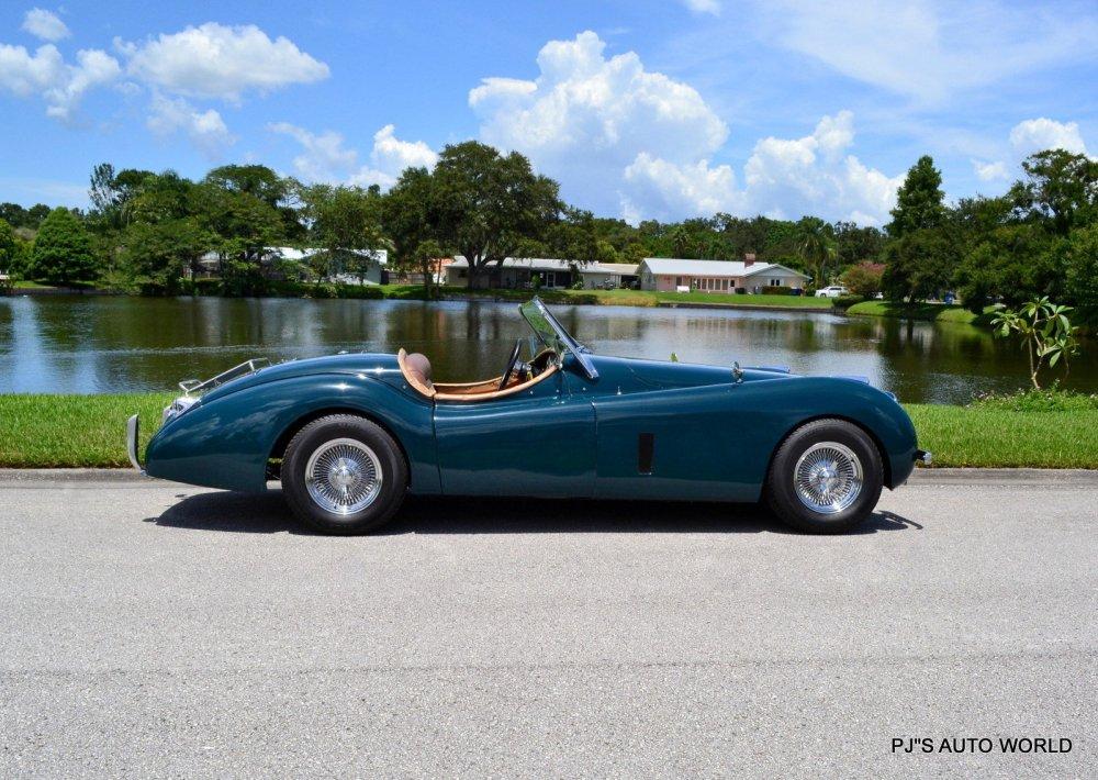 medium resolution of 1952 jaguar xk120 for sale