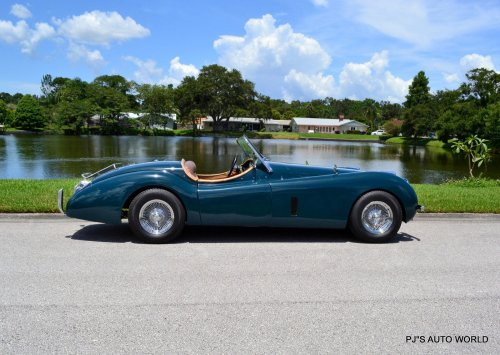 small resolution of 1952 jaguar xk120 for sale
