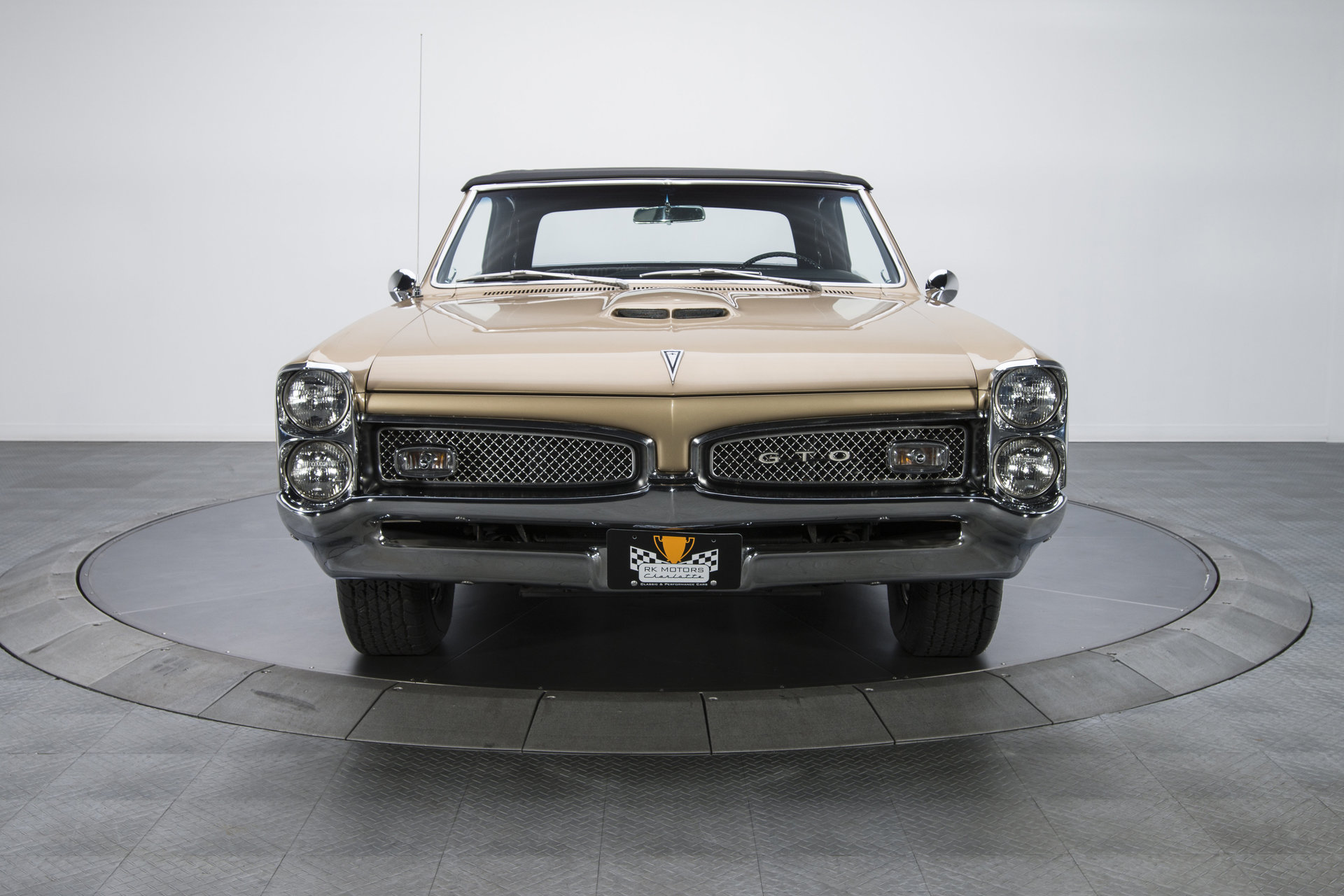 1968 Pontiac Gto Judge Hd