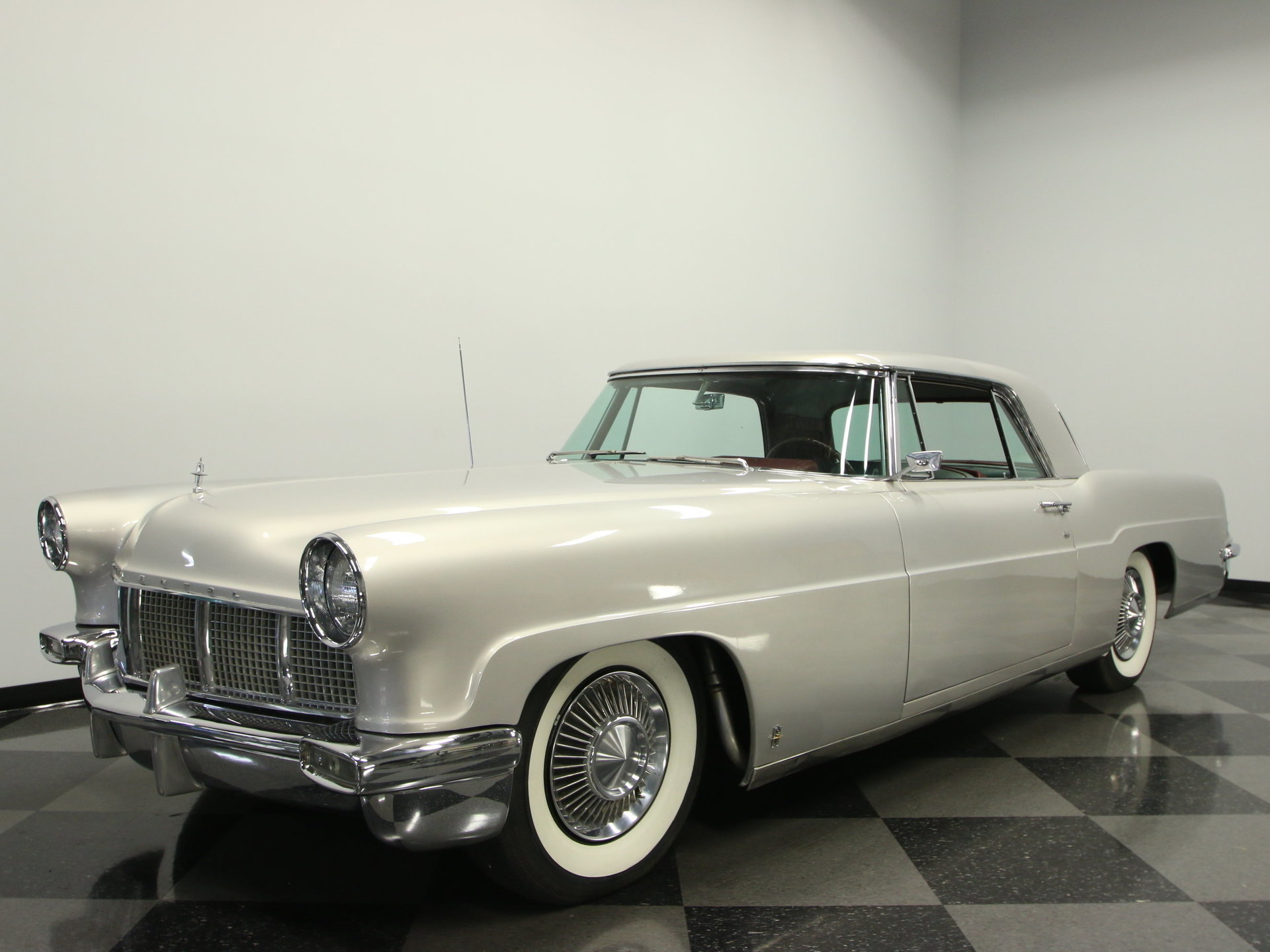 1957 Lincoln Continental  Streetside Classics  The