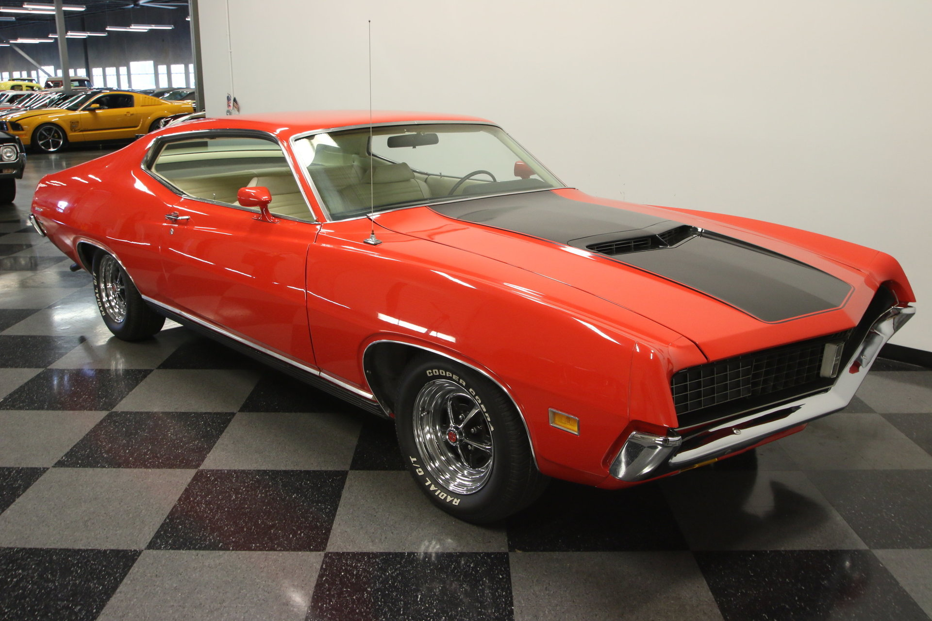 1971 Ford Torino GT for sale 76437 MCG