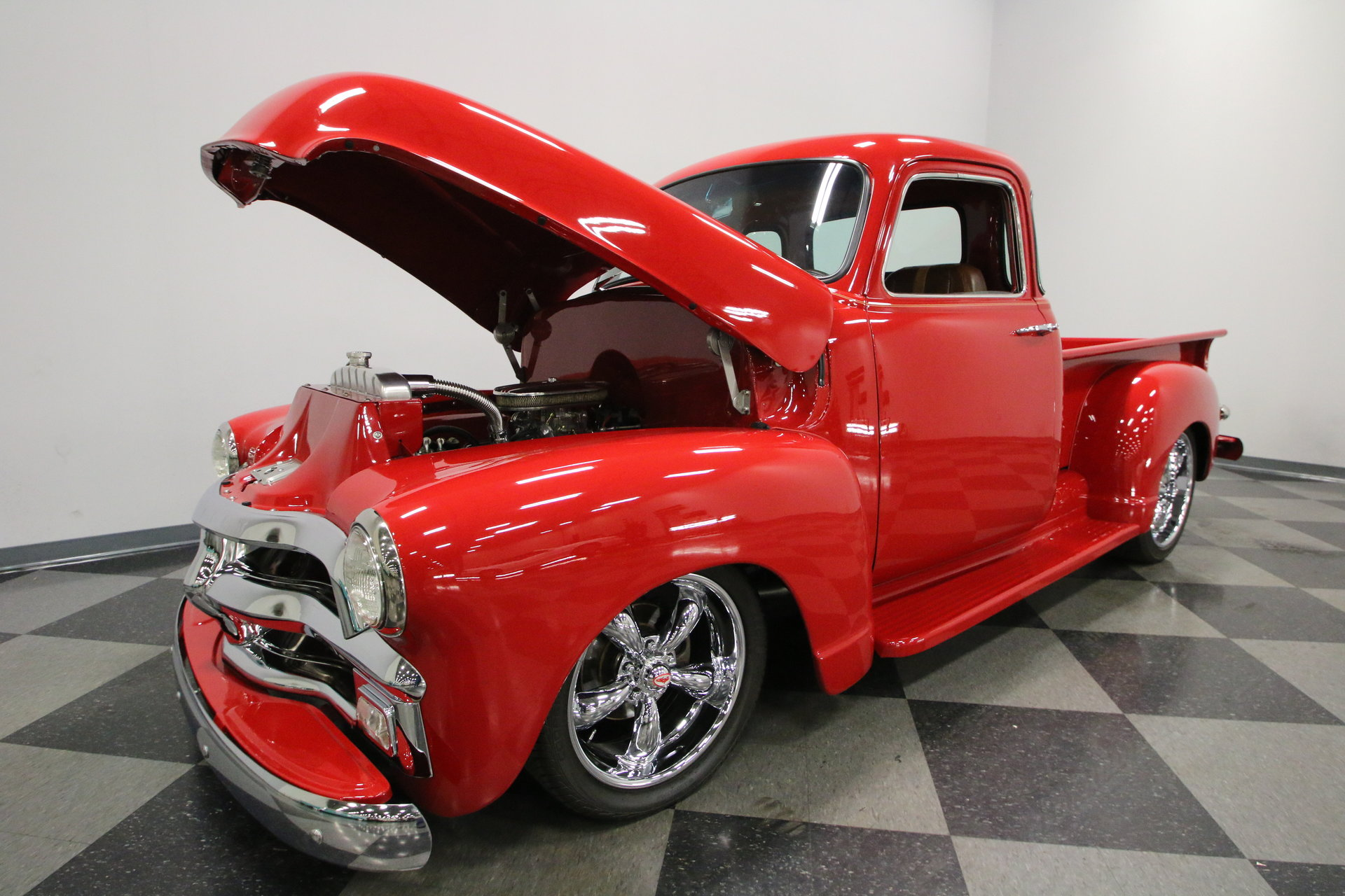 hight resolution of 1954 chevrolet 3100 streetside classics the nation s trusted