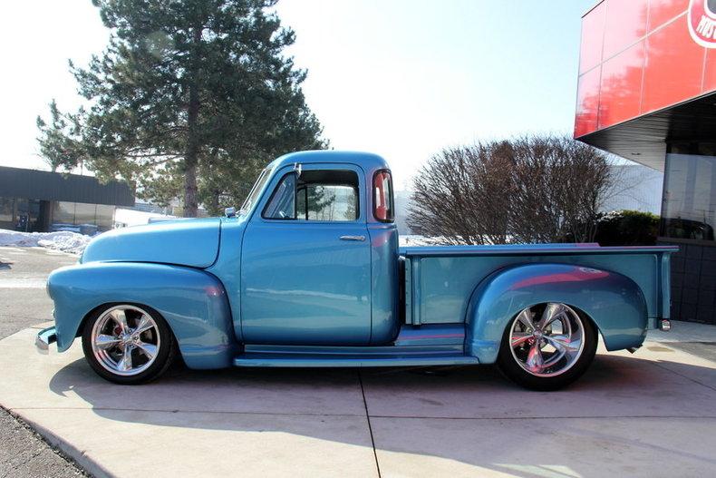 1953 5 Window Chevy Pickup Truck