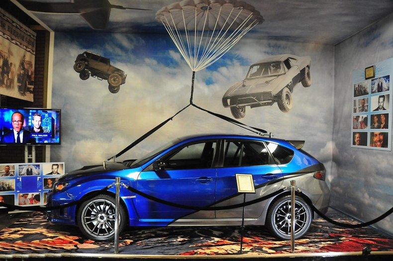 2014 Subaru Impreza Volo Auto Museum