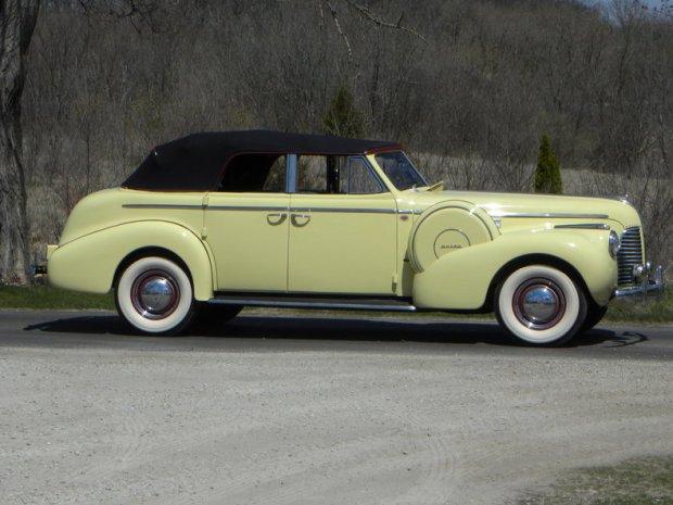 1940 Buick Model 61 C 24
