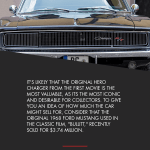 The History Of Dom S Charger Fast And Furious Charger