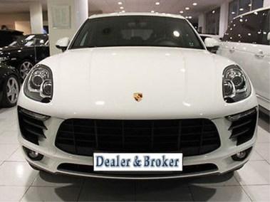 Porsche Macan S D
