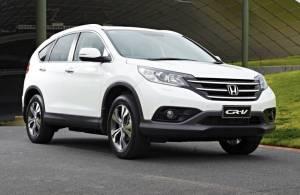 Eksterior Honda New CR-V | gambar Honda CR-V | Spesifikasi dan fitur Honda New CR-V