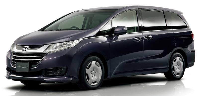 Honda Odyssey Semarang