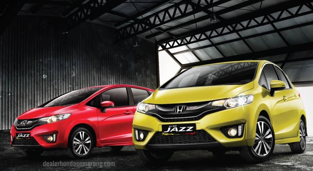 Honda Jazz Semarang
