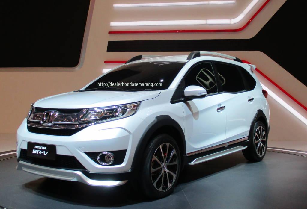 eksterior Honda BR-V Semarang