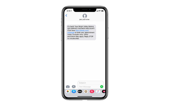 Xtime Adds Text Marketing Features to Invite Platform