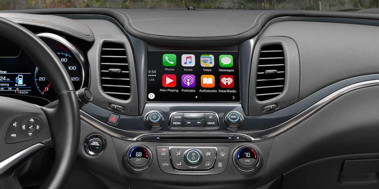 hight resolution of chevy impala apple carplay