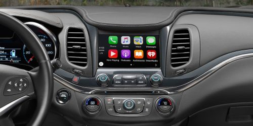 small resolution of chevy impala apple carplay