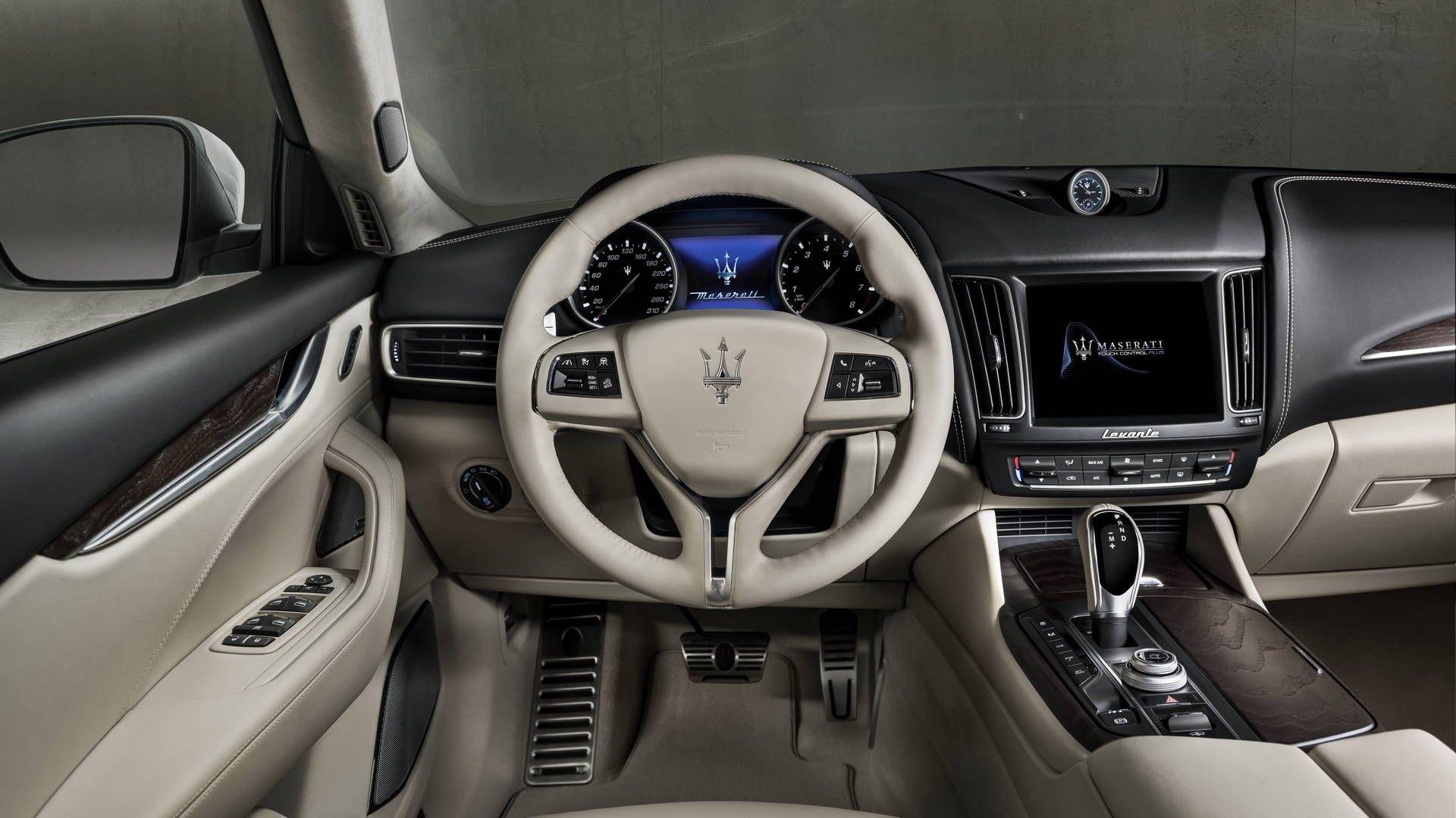 2017 Maserati Levante for Sale near Dallas TX Maserati of Austin