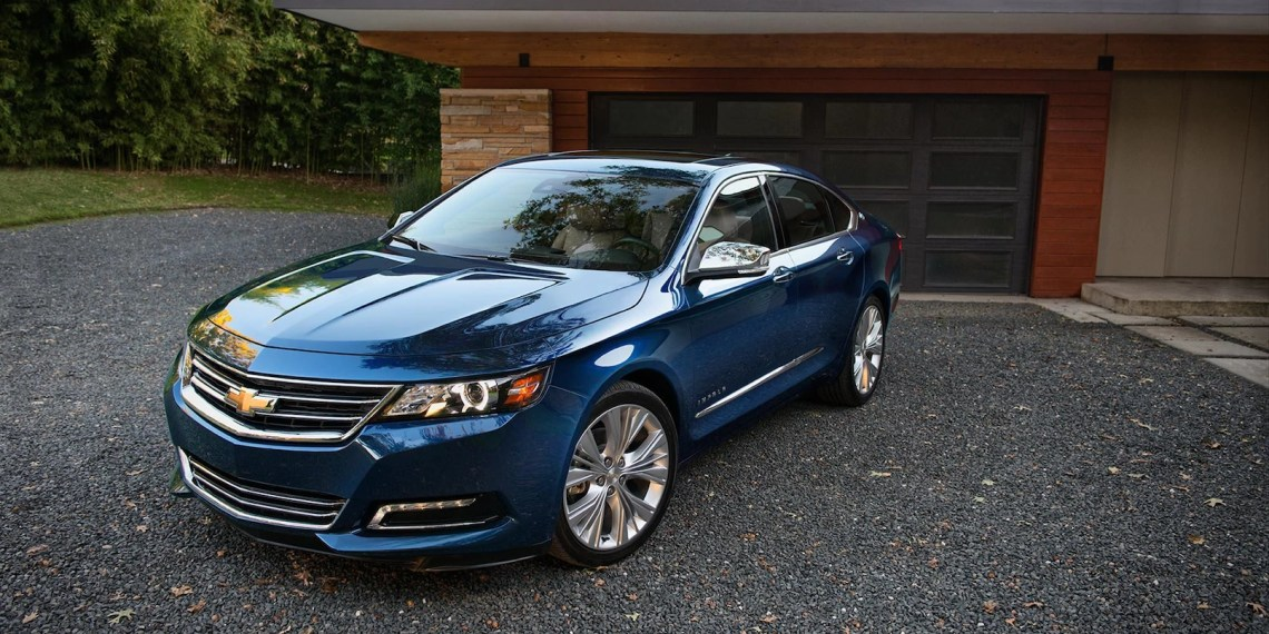 2018 chevrolet impala for sale in chicago, il - kingdom chevy
