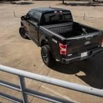 2018 Ford F 150 Xlt Black Rad Rides Lifted 4x4 Fuel Warrior Wheels