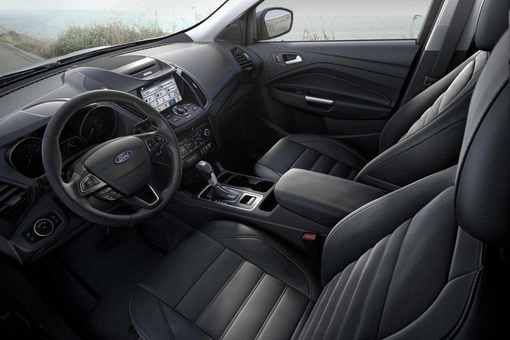 medium resolution of 2018 ford escape interior