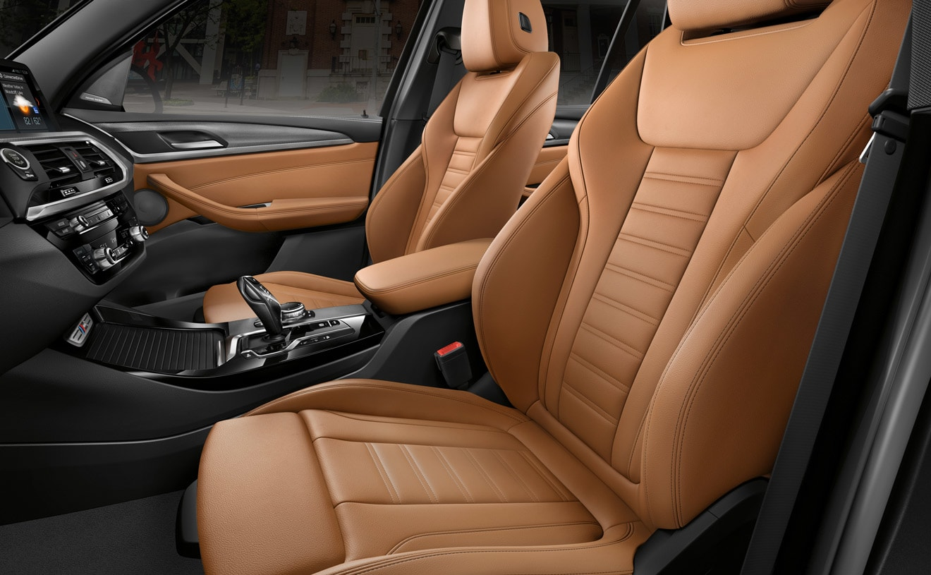 hight resolution of interior of the 2018 bmw x3