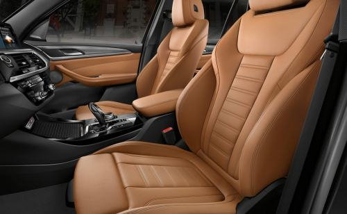 small resolution of interior of the 2018 bmw x3